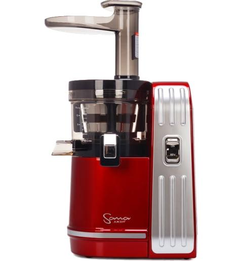 Соковыжималка Sana Juicer EUJ-828, Красная