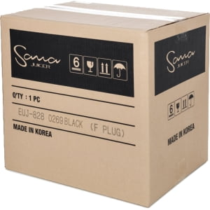 Соковыжималка Sana Juicer EUJ-828, Черная - фото 9