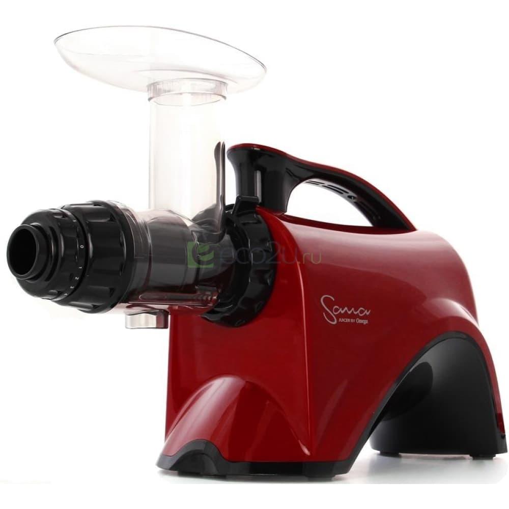 Соковыжималка Sana Juicer by Omega EUJ-606, Красная (Hurom GE-SBF03)