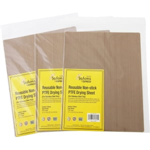 Набор листов для сушки Tribest Sedona Express тефлоновые (3 шт) - фото 5