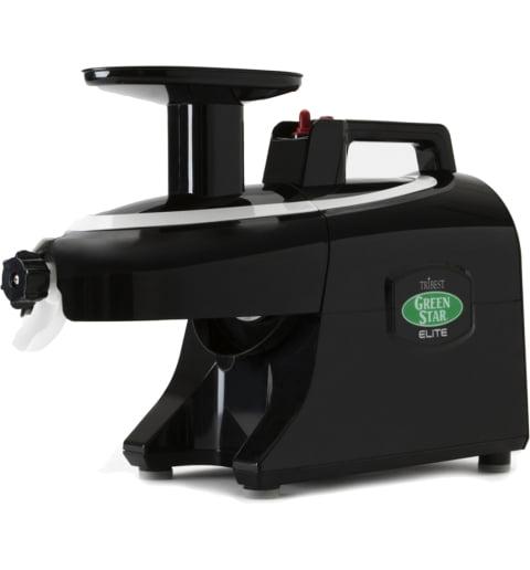 Соковыжималка Tribest Green Star Elite GSE-6000 (5010; без набора для приготовления лапши)