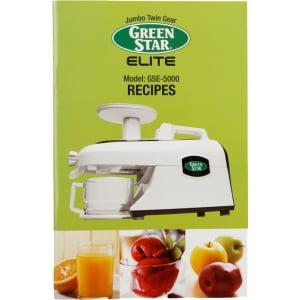 Соковыжималка Tribest Green Star Elite GSE-6000 (5310; с набором для приготовления лапши) - фото 4