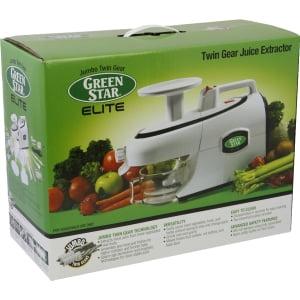 Соковыжималка Tribest Green Star Elite GSE-5000 (без набора для приготовления лапши) - фото 2