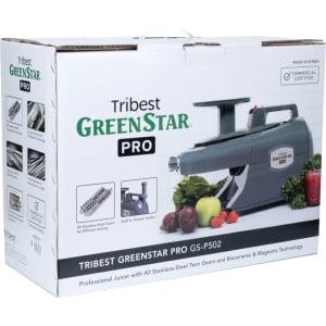 Соковыжималка Tribest Green Star Pro GS-P502 - фото 11