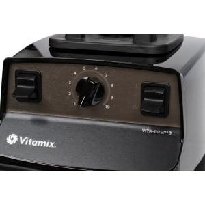 Профессиональный блендер Vitamix Vita Prep 3, Черный - фото 11