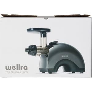 Соковыжималка Wellra TGJ50S, Серебристая - фото 9
